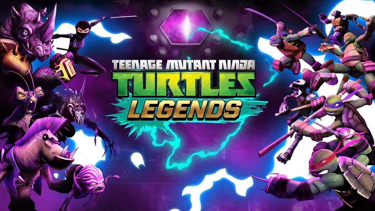 Ninja Turtles Legends -Les Tortues Ninja En Action !- (Jeu Gratuit) encequiconcerne Jeux De Tortue Gratuit