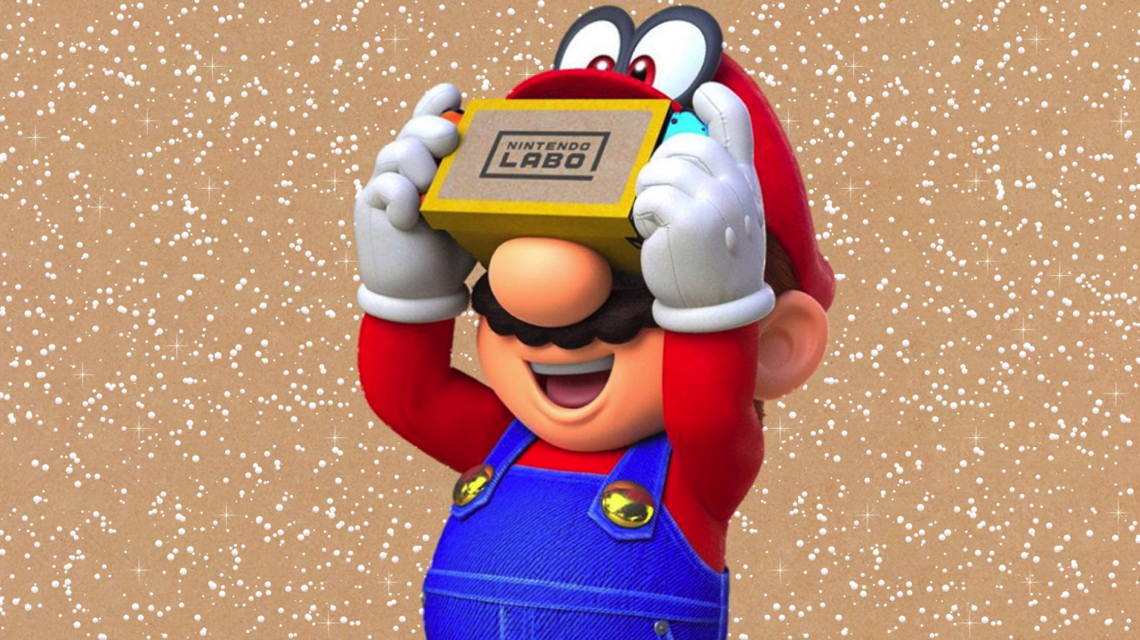 Nintendo Lance Un Jeu Vr De Noël Gratuit Pour Labo On Switch concernant Jeu Pour Noel Gratuit