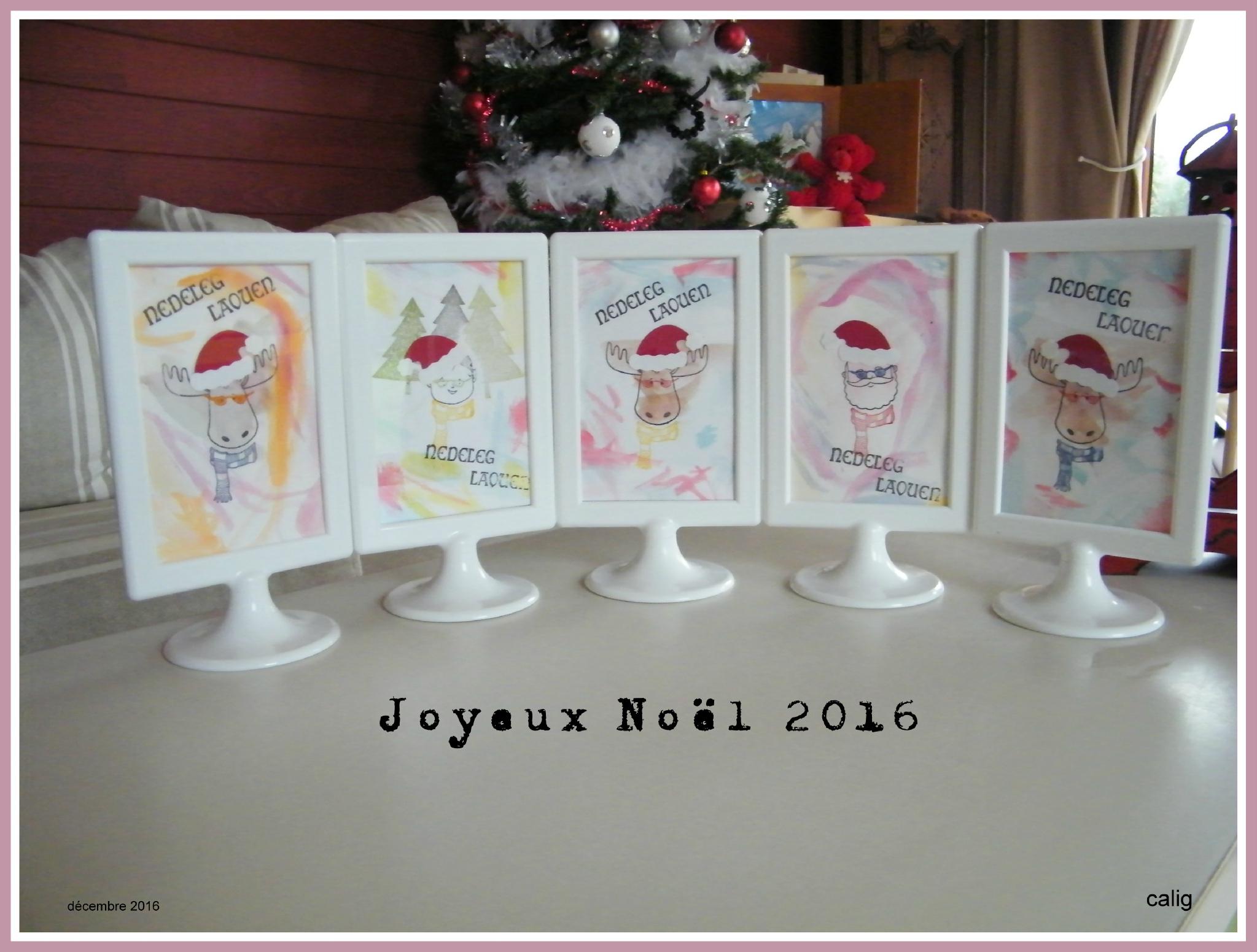 Noël 2016 - .chez Pascale, Mon Assistante-Maternelle, Il à Activité De Noel Maternelle