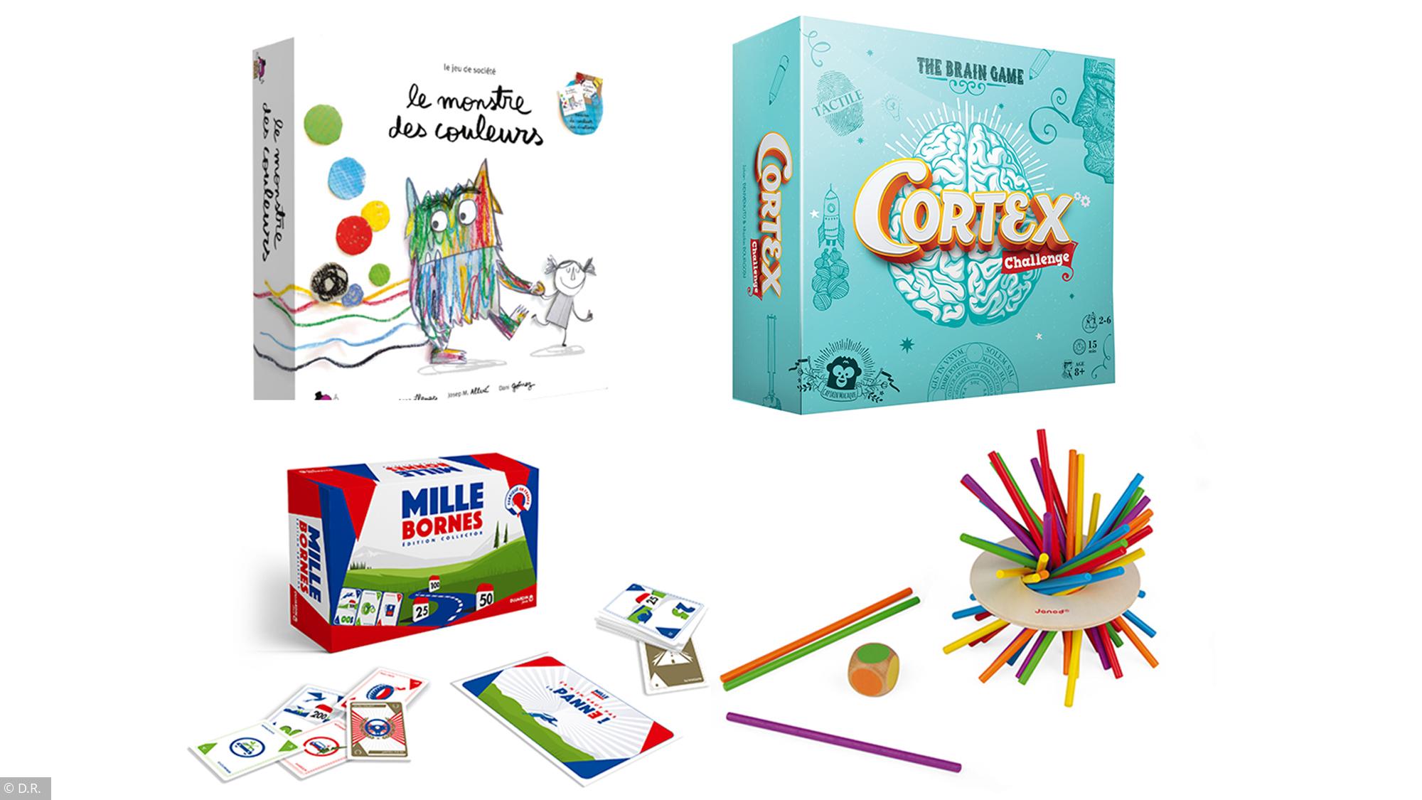 Noël 2019: Des Jeux De Société Pour Jouer En Famille encequiconcerne Jeux De Connaissance 3 4 Ans