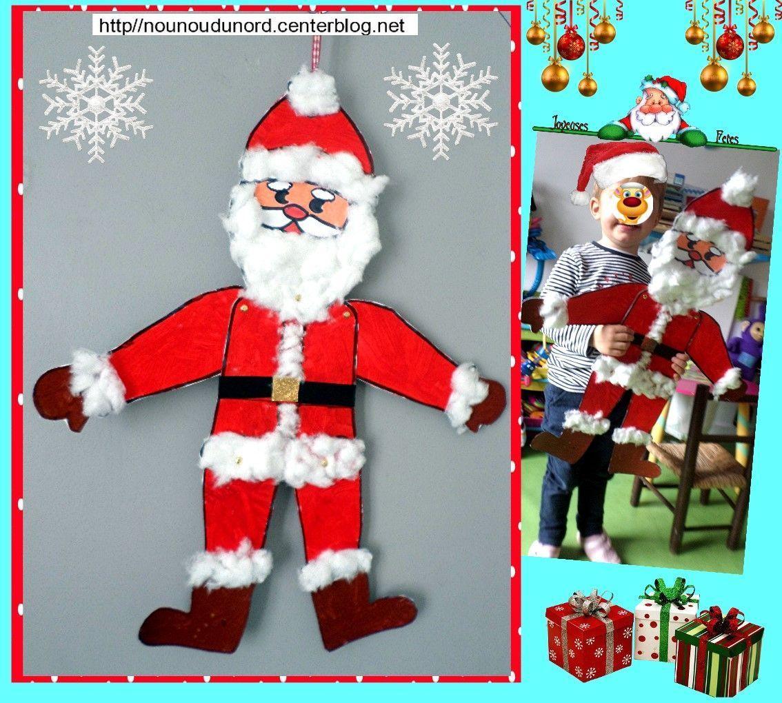 Noel avec Activités Manuelles 3 Ans Pour Noel
