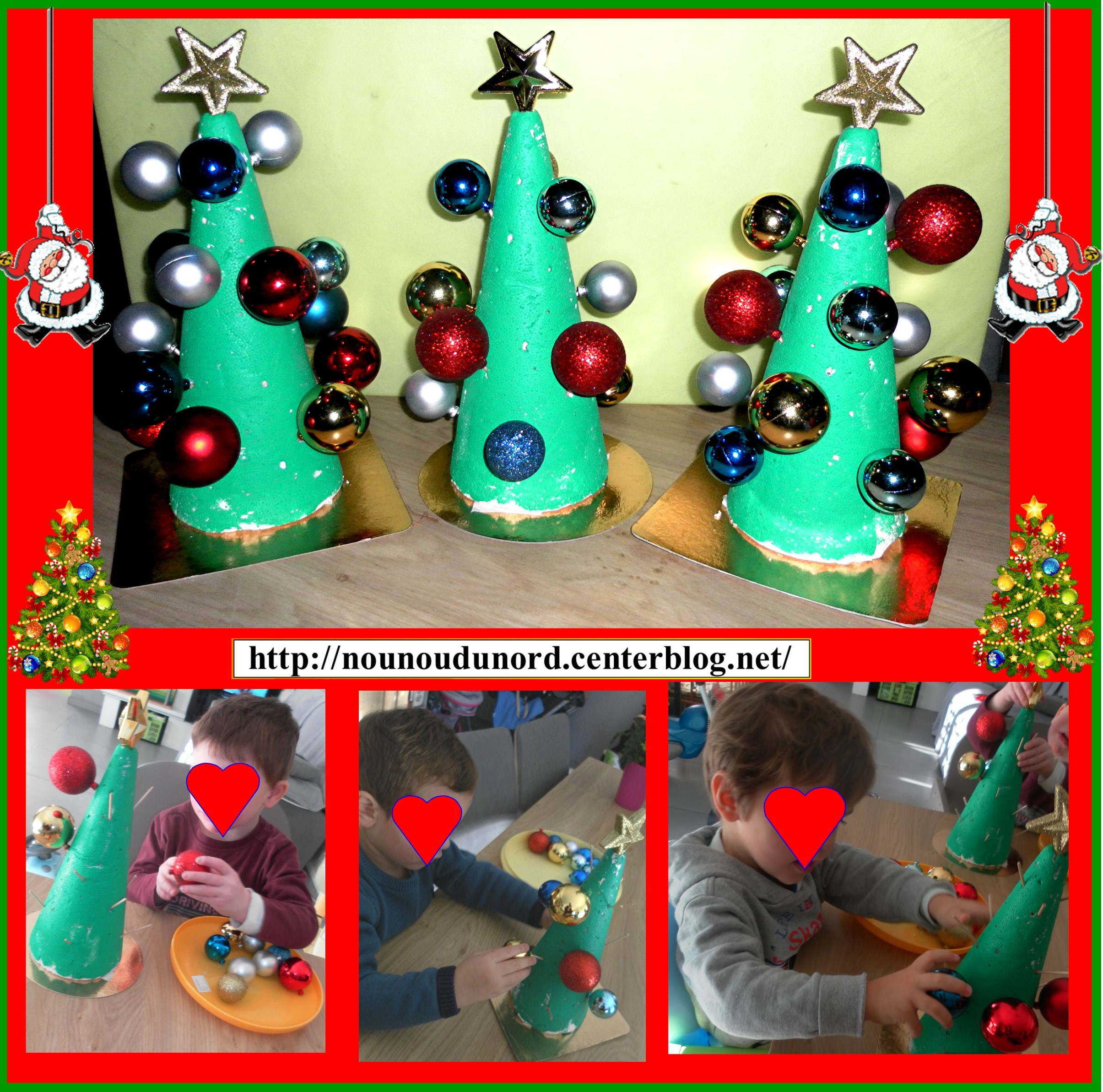 Noel avec Activités Manuelles Enfants Noel