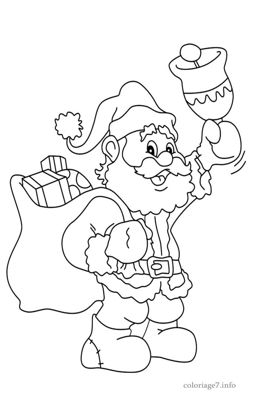Noël Coloriages Et Images Gratuits À Colorier, Télécharger encequiconcerne Dessins Gratuits À Télécharger