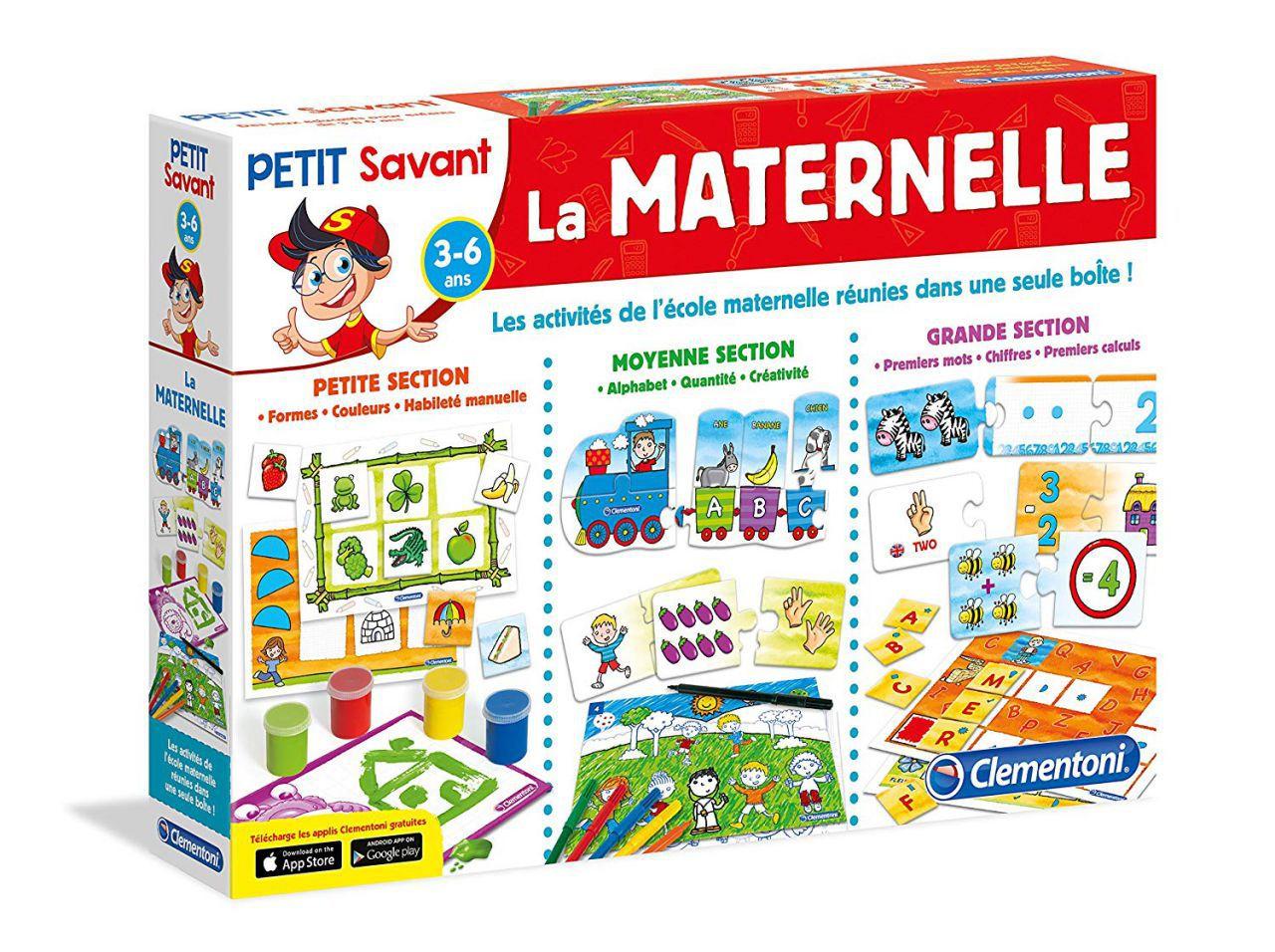 Nos 5 Meilleurs Cadeaux Pour Enfants En Maternelle - Le Parisien dedans Jeu Noel Maternelle