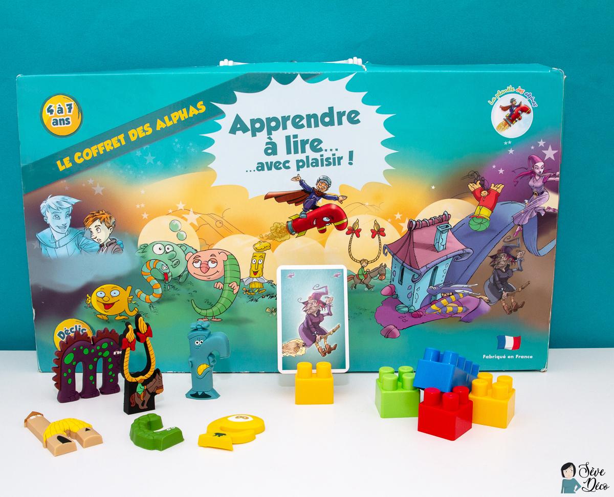 Notre Petit Jeu Pour Apprendre Les Sons Avec Les Alphas à Jeux Pour Apprendre À Lire 4 Ans