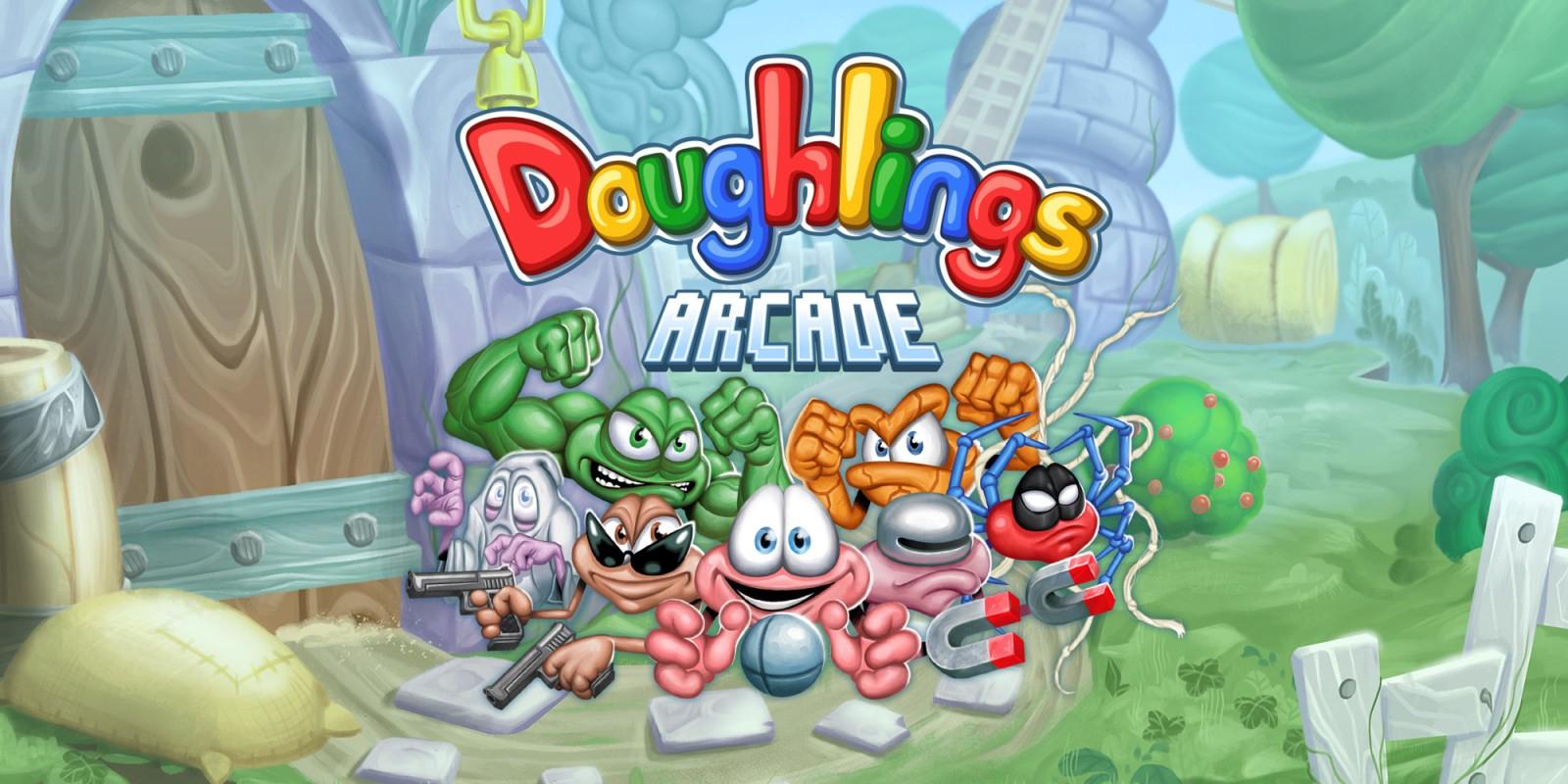 Notre Test De Doughlings : Arcade – Best Of Switch dedans Jouer Au Casse Brique