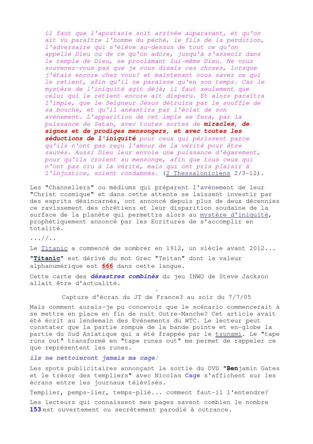 Numerologie Kabbale Et Autres Derives | Vebuka encequiconcerne Mot Mystere