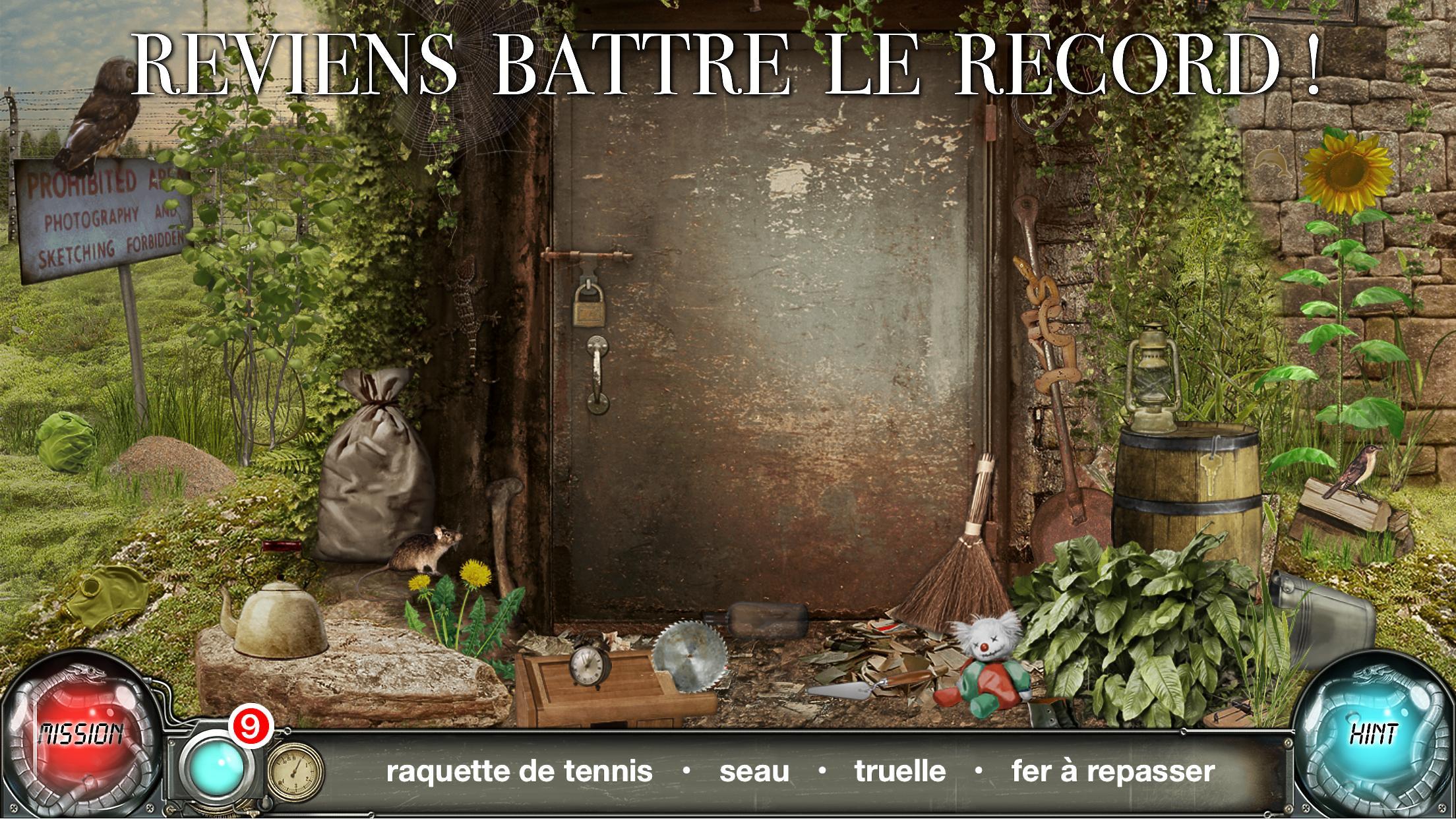 Objet Caché - Time Trap. Jeux Gratuits En Francais Pour tout Jeux Gratuits En Francais
