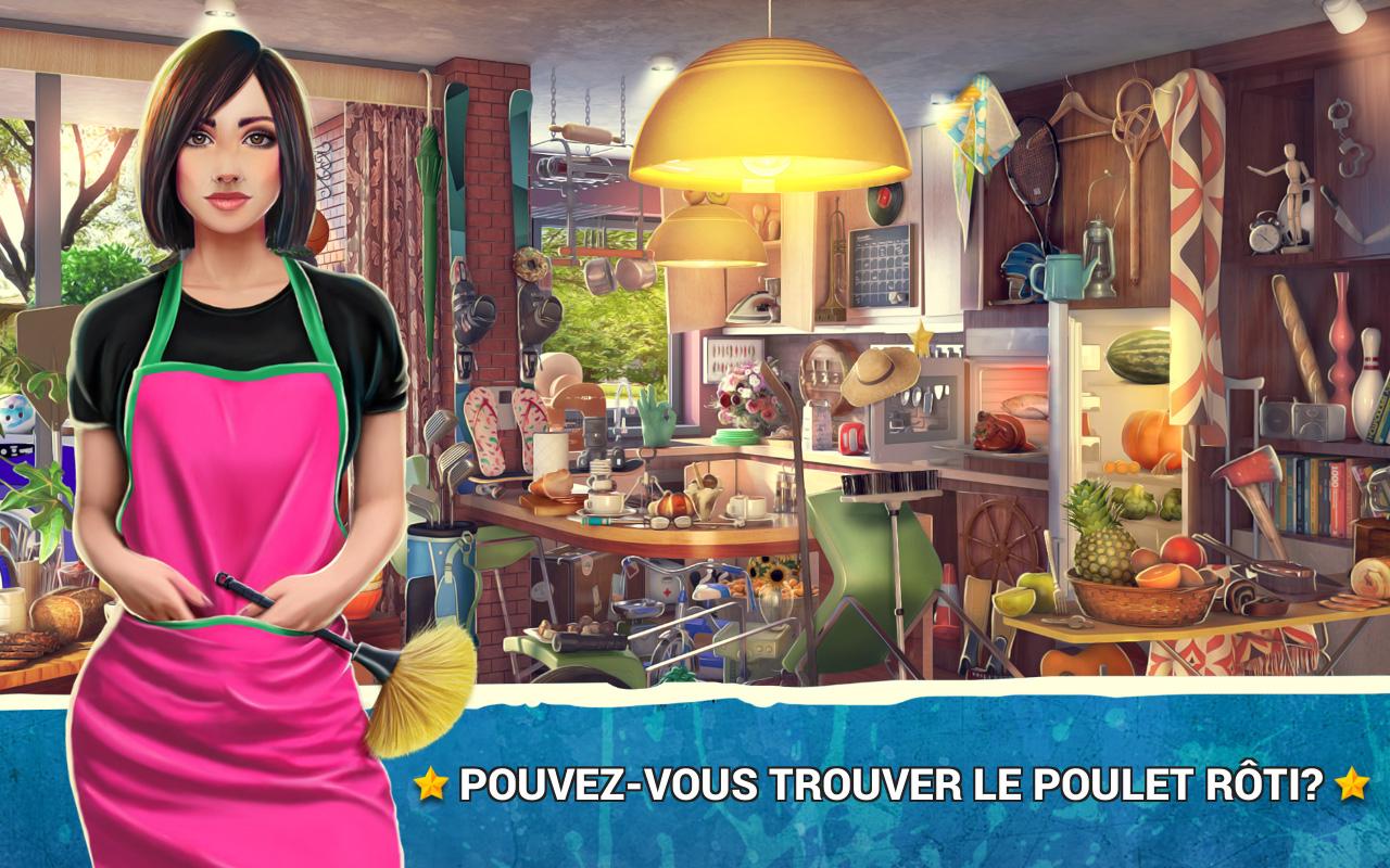 Objets Cachés Cuisine 2 - Jeu De Nettoyage Gratuit à Jeux Trouver Objet