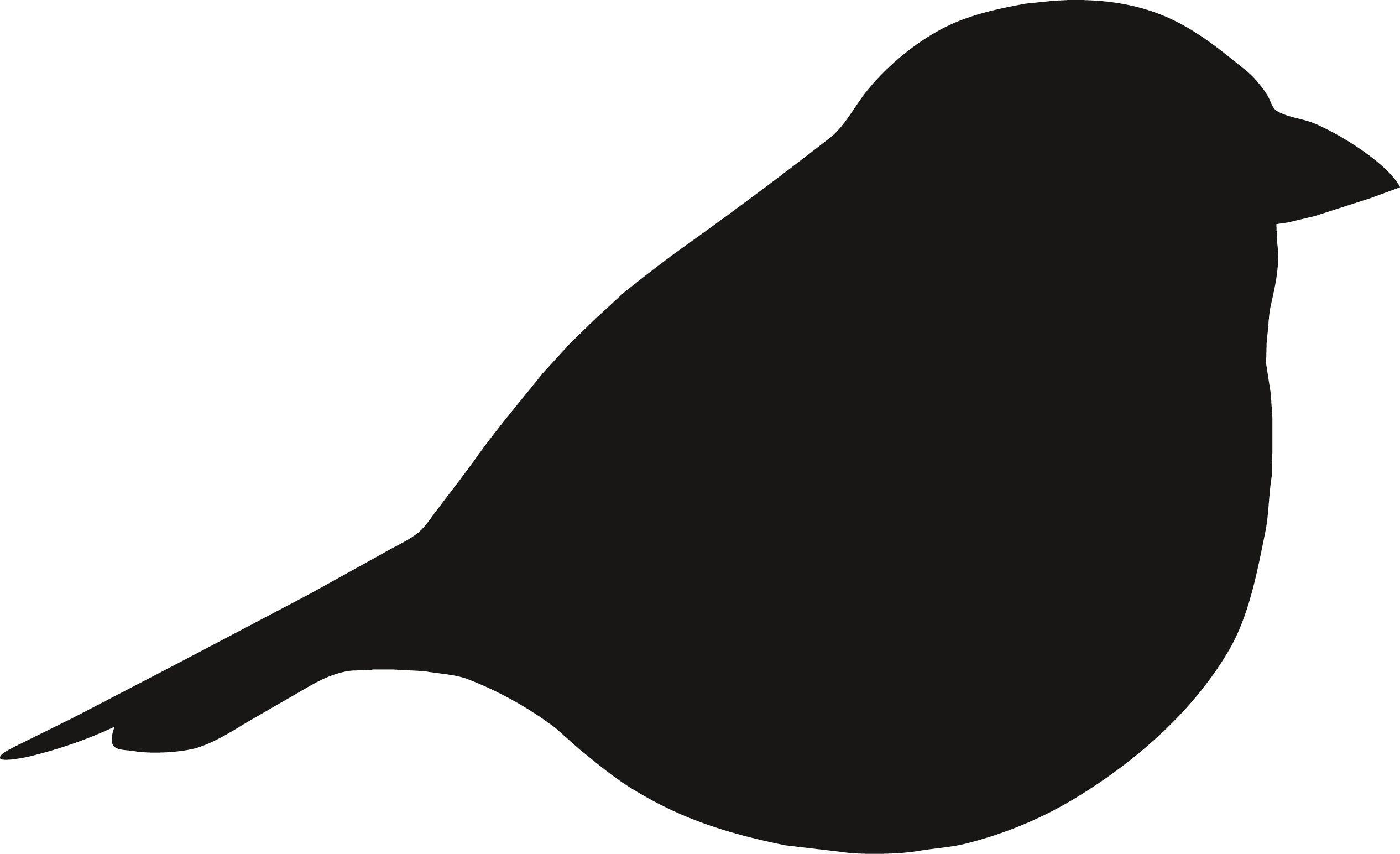 Oiseau Silhouette Cameo | Pochoir, Modèles Pochoirs, Tuto pour Modèle Oiseau À Découper
