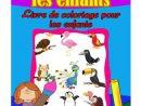 Oiseaux Les Enfants: Livre De Coloriage Pour Les Enfants encequiconcerne Cahier De Coloriage Enfant