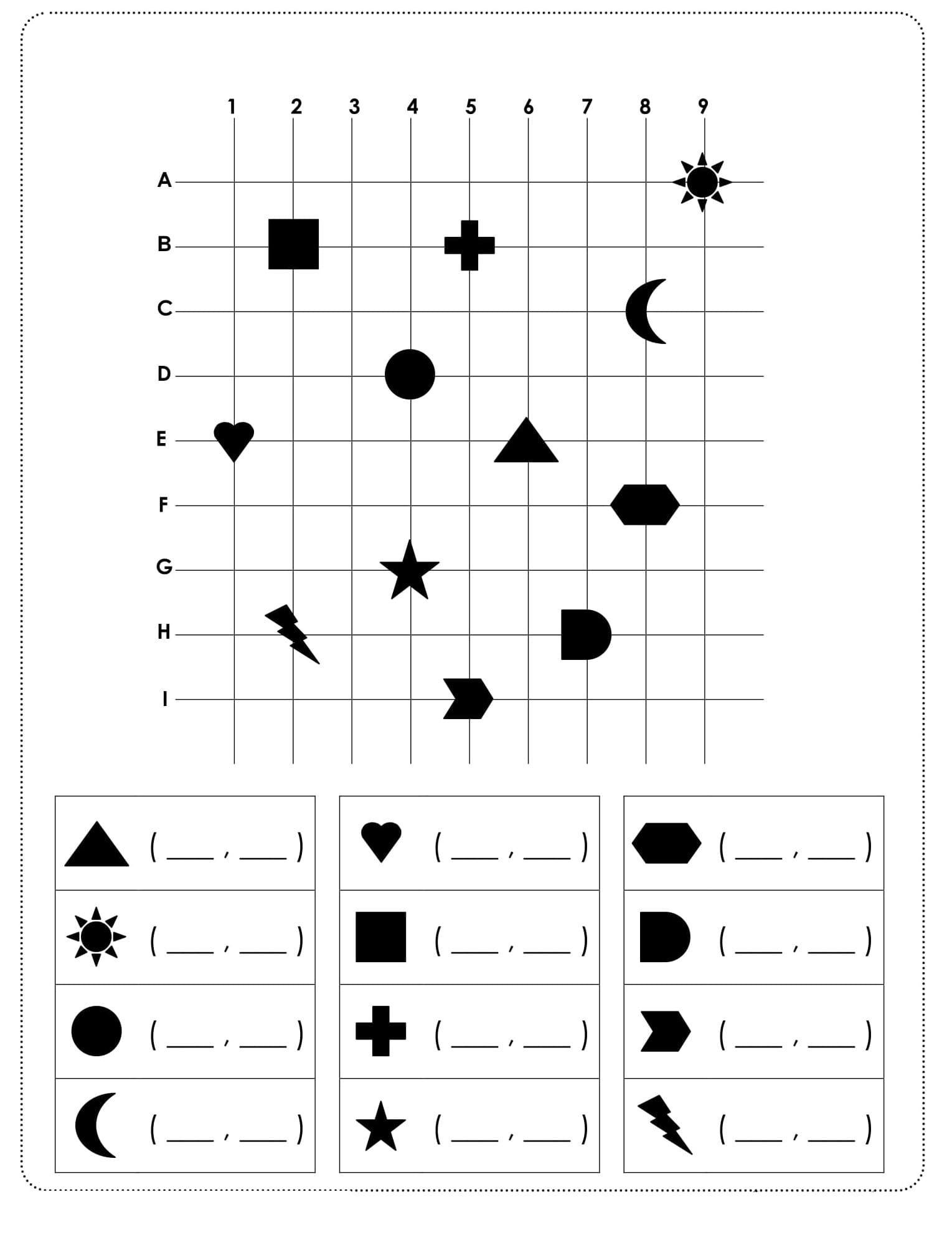 Okul Öncesi Algoritma Temelli Dikkat Geliştirme Aktiviteleri serapportantà Sudoku Gratuit En Ligne Facile