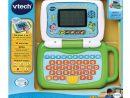 Ordi-Tablette P'tit Genius Touch Vert - Jeux Éducatifs - La serapportantà Ordinateur Educatif 3 Ans