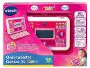 Ordinateur Tablette Xl Rose - Jeux Éducatifs - La Grande Récré concernant Ordinateur Educatif 3 Ans