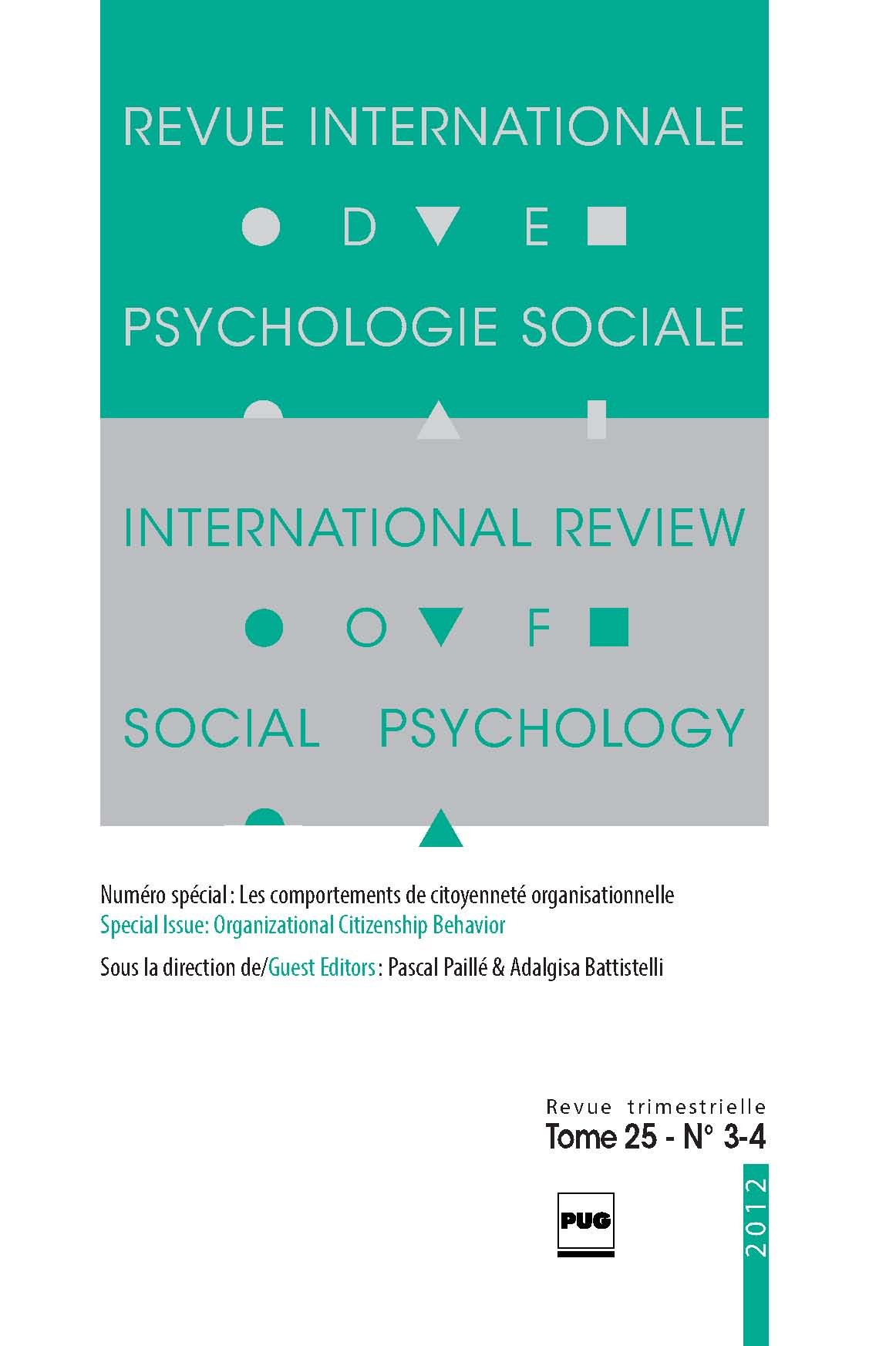 Organizational Citizenship Behavior: An Intergenerational tout Numero Des Departements Francais
