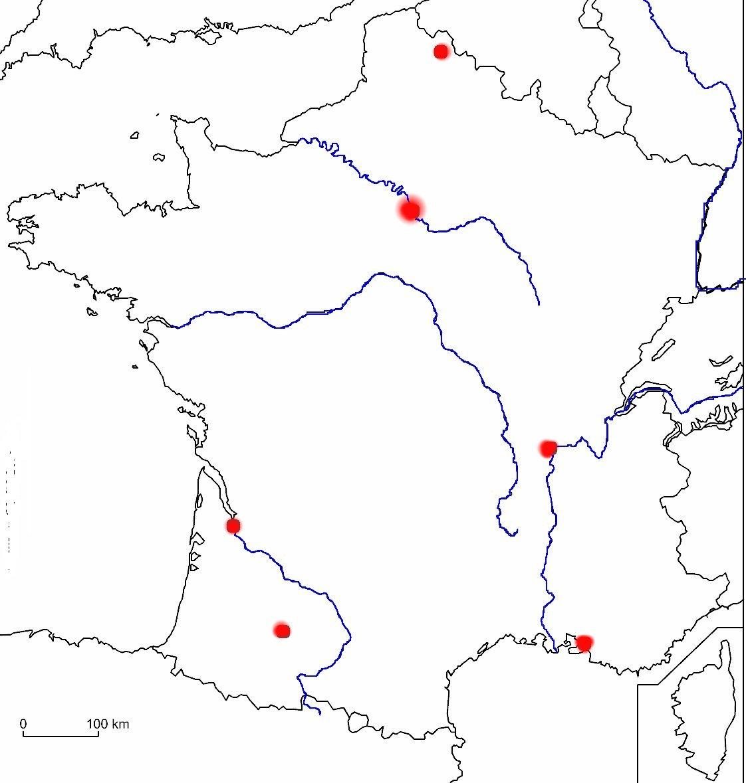 Outils De Géographie encequiconcerne Carte De France Avec Les Fleuves