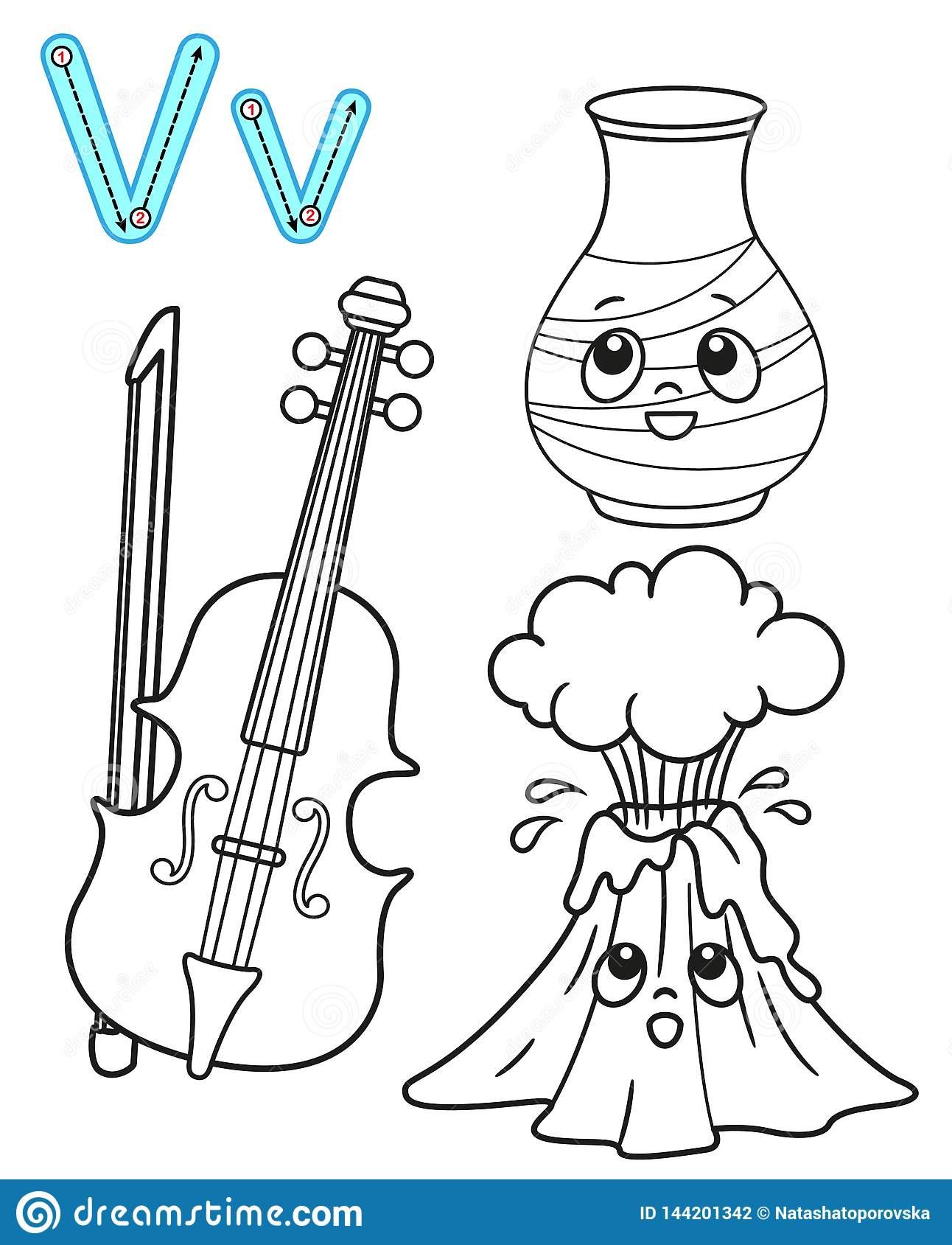 Page De Coloration Imprimable Pour Le Jardin D'enfants Et L tout Alphabet À Colorier Maternelle