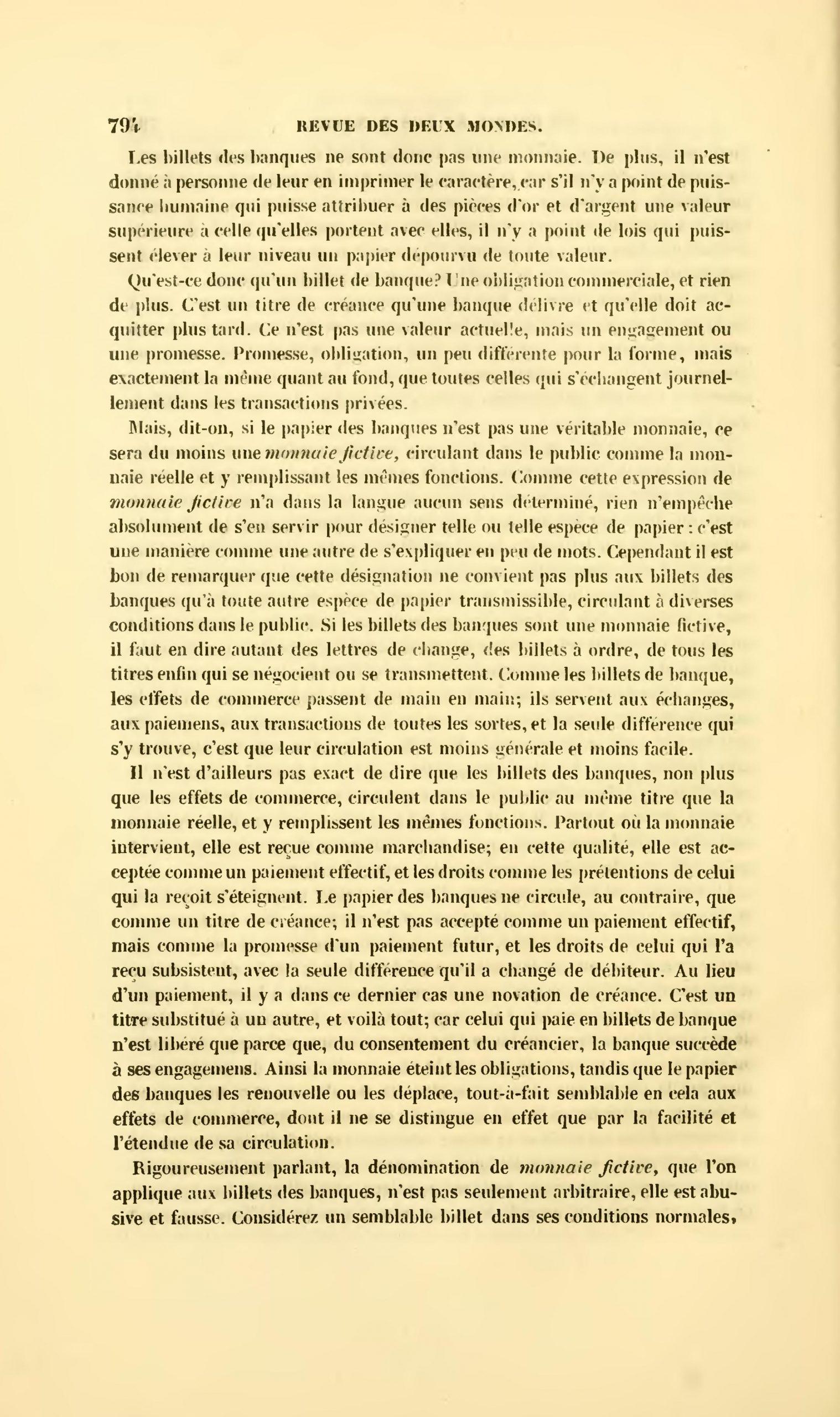Page:revue Des Deux Mondes - 1842 - Tome 31.djvu/798 destiné Monnaie Fictive