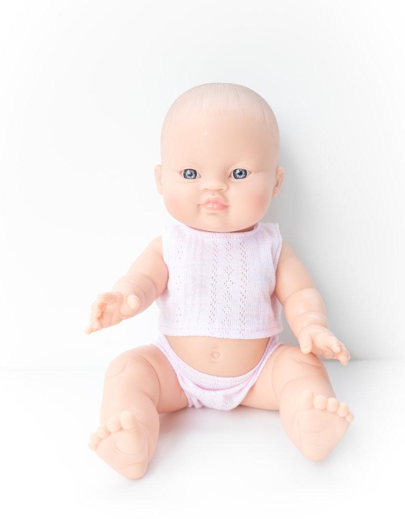 Paola Reina Bébé Gordis - Lily En Pyjama destiné Jeux De Bébé Lilly