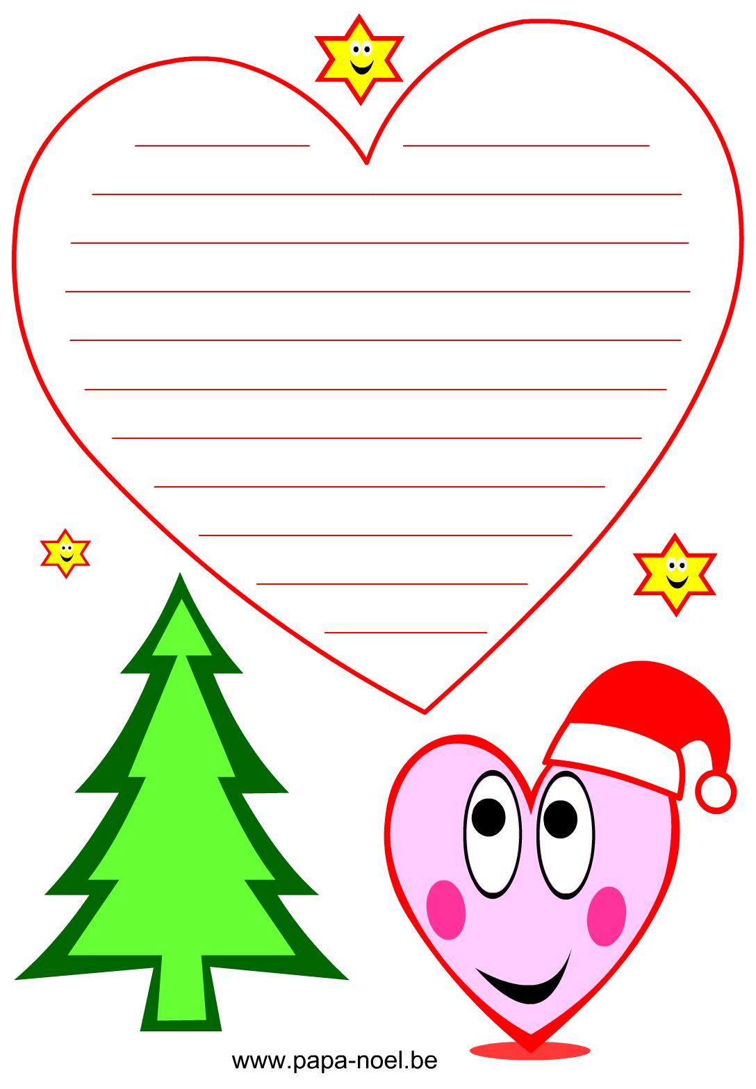 Papier A Lettre Noel À Imprimer Noël Gratuit Lettres Dessin à Papier À Lettre Père Noel À Imprimer Gratuitement