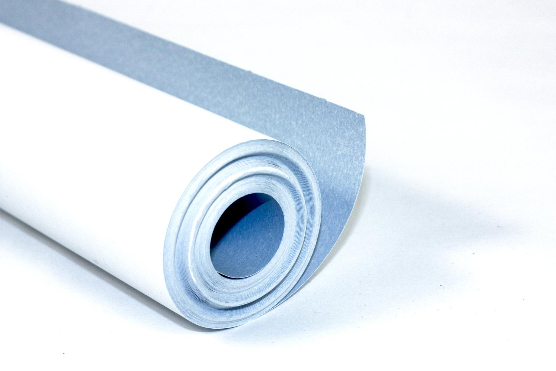 Papier Blanc-Bleu Pour Peinture - Rouleau De 10 Mètres destiné Papier Plastifié Imprimable
