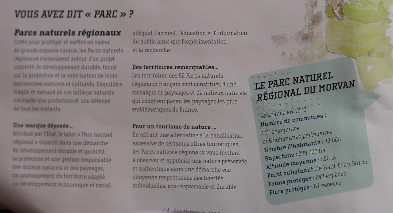 Parc Naturel Regional Du Morvan (Dun-Les-Places) - 2020 All avec Combien Yat Il De Region En France