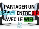 Partager Un Dossier Entre Deux Pc Avec Réseau Sans Fil (Wifi) dedans Relier Deux Pc