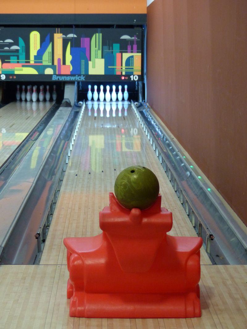 Partie Bowling Lorient Activite Famille Morbihan Detente avec Bowling Pour Enfant
