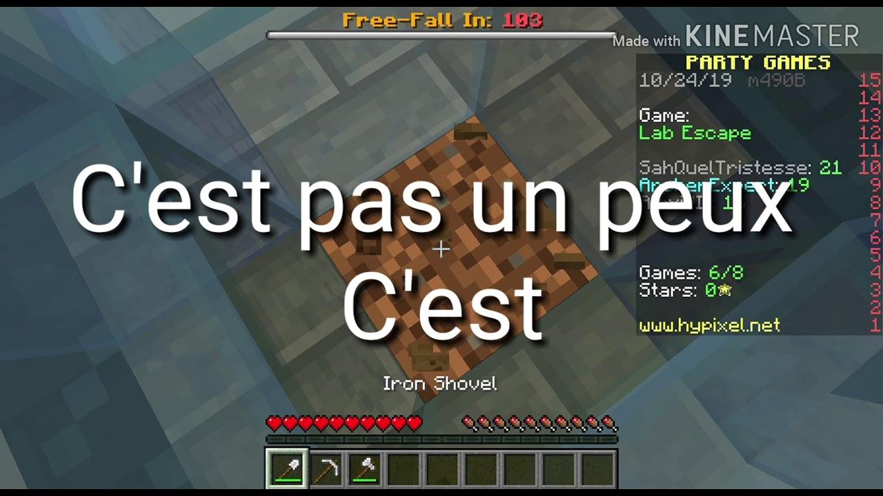 Party Games Mini Jeux Minecraft dedans Mini Jeux Online