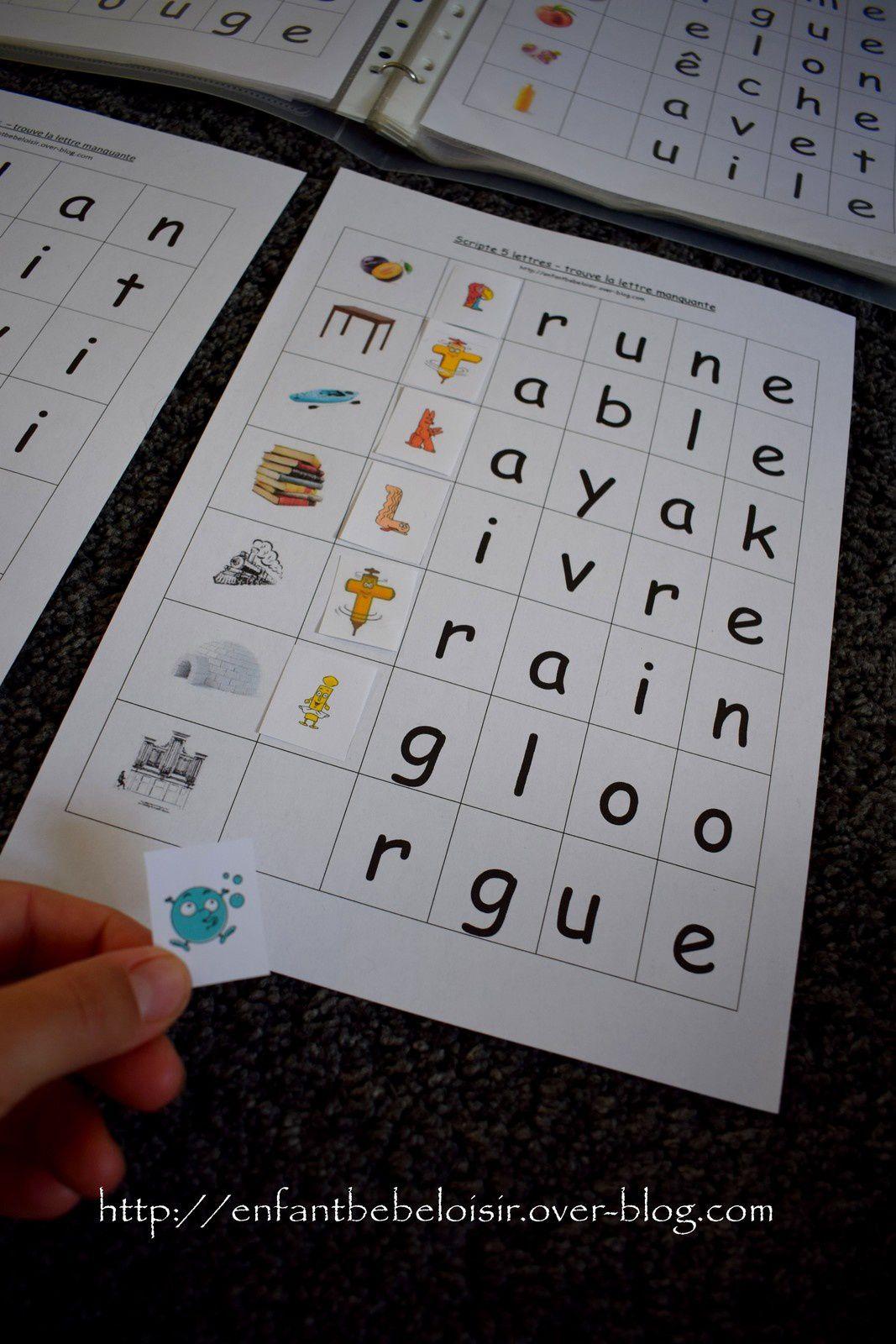 Pdf Alphas À Imprimer - Grande Section /cp Apprendre À Lire encequiconcerne Cours Moyenne Section Maternelle