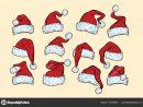 Père Noël Christmas Collection De Jeu Des Chapeaux — Image encequiconcerne Jeu Des Chapeaux
