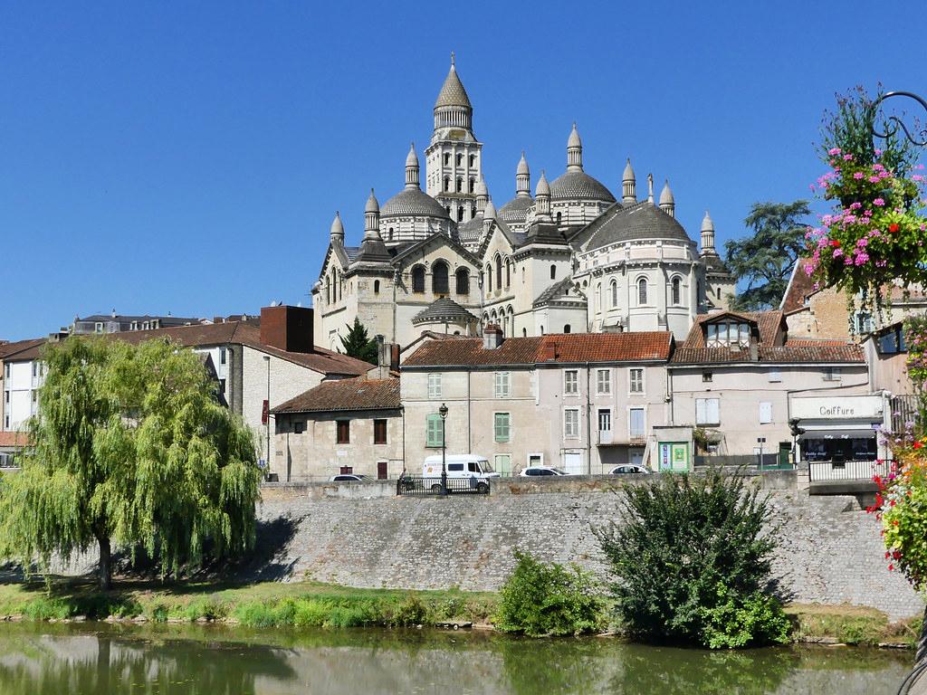 Périgueux, Dordogne (Périgord) | Chef Lieu Du Département, D intérieur Departement Et Chef Lieu
