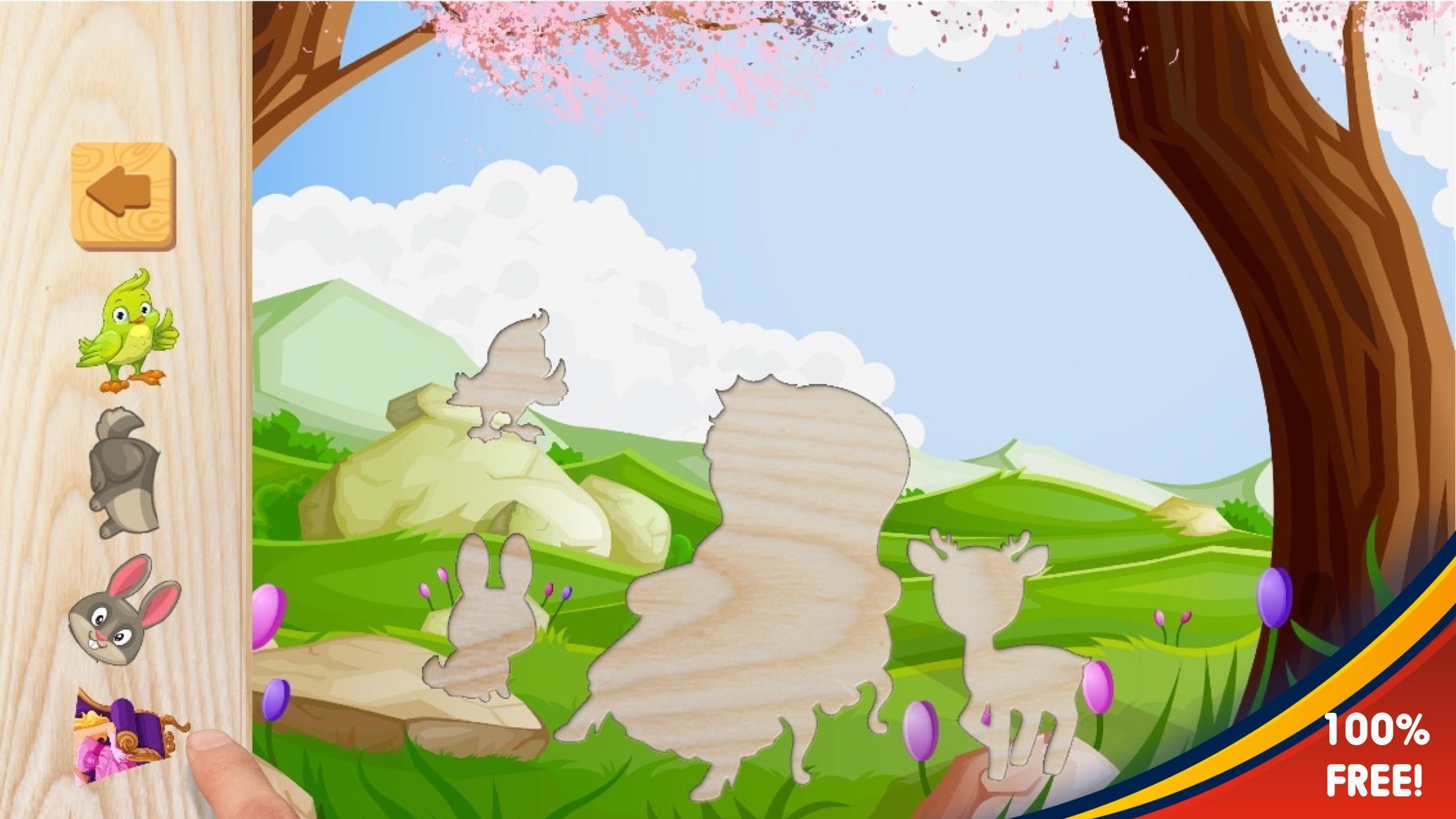 Petite Princesse Puzzle - Jeux De Fille Facile Pour Android intérieur Jeux De Fille Puzzle