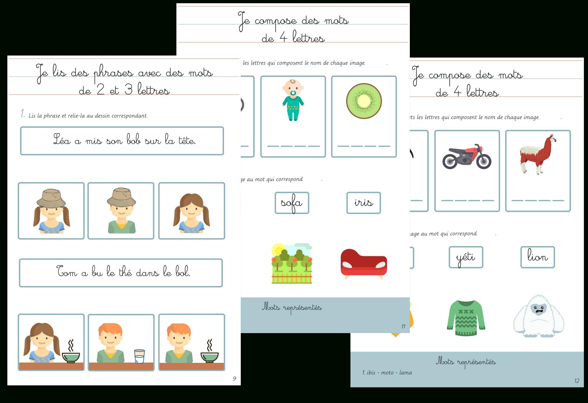Petits Apprentis Lecteurs - Un Jour Un Jeu concernant Jeux Pour Apprendre À Lire 4 Ans