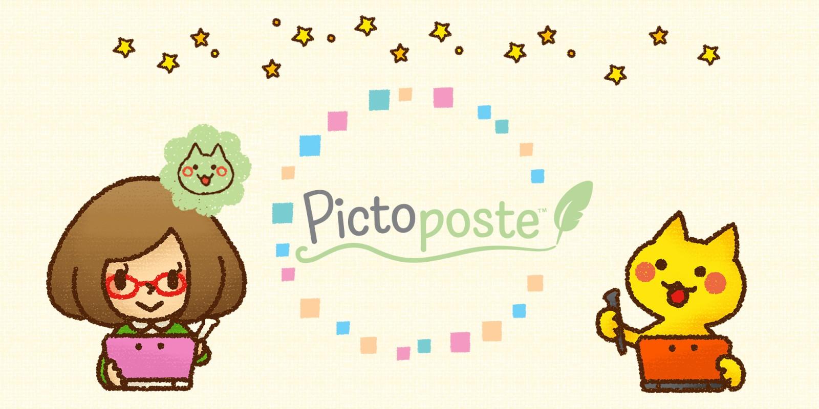 Pictoposte | Jeux À Télécharger Sur Nintendo 3Ds | Jeux concernant Jeu De Lettres Gratuit A Telecharger
