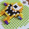 Pixel Art Jouet à Pixel Jouet