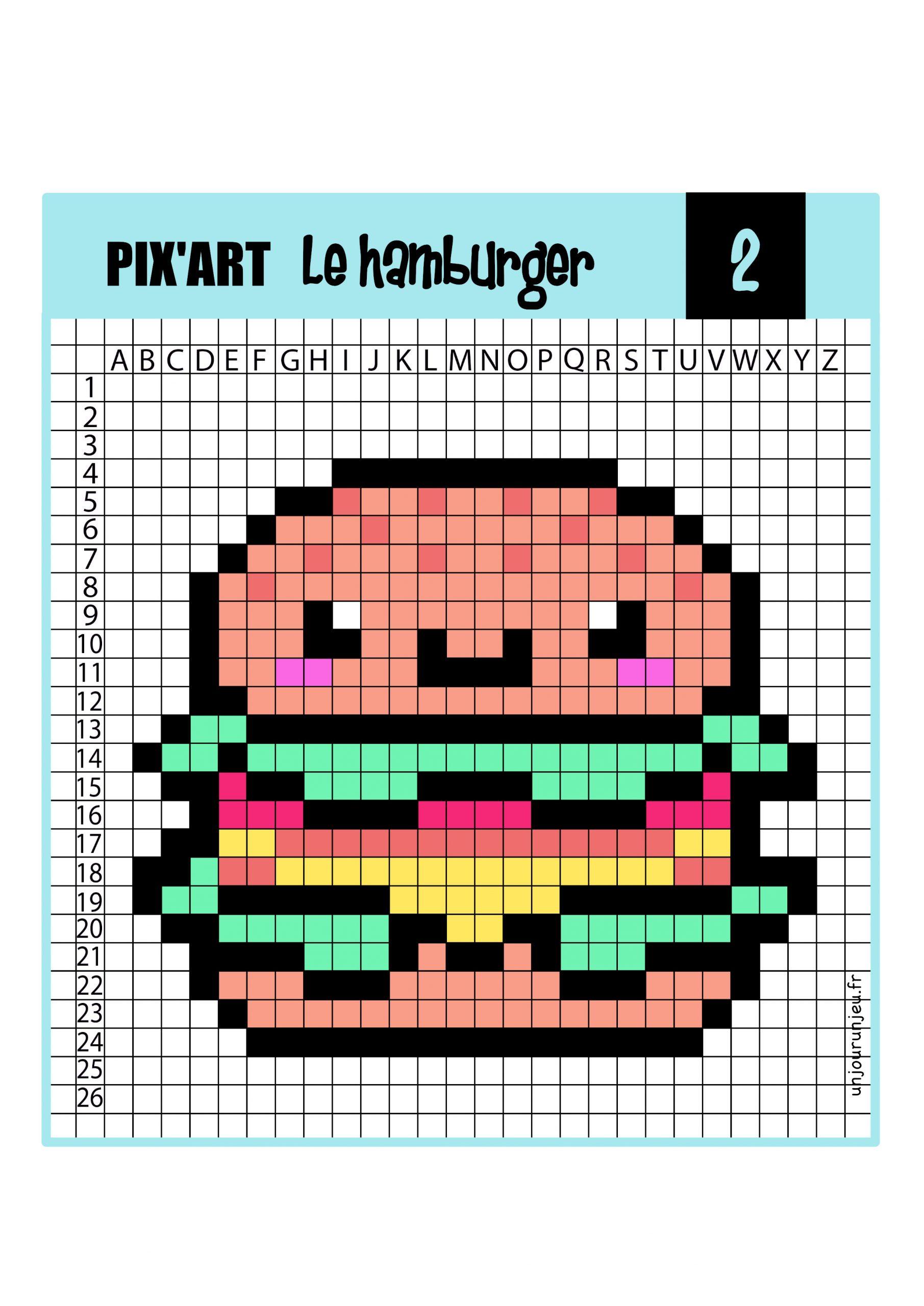 Pixel Art Kawaii : 12 Modèles Trop Mignons À Télécharger concernant Pixel Art Fraise