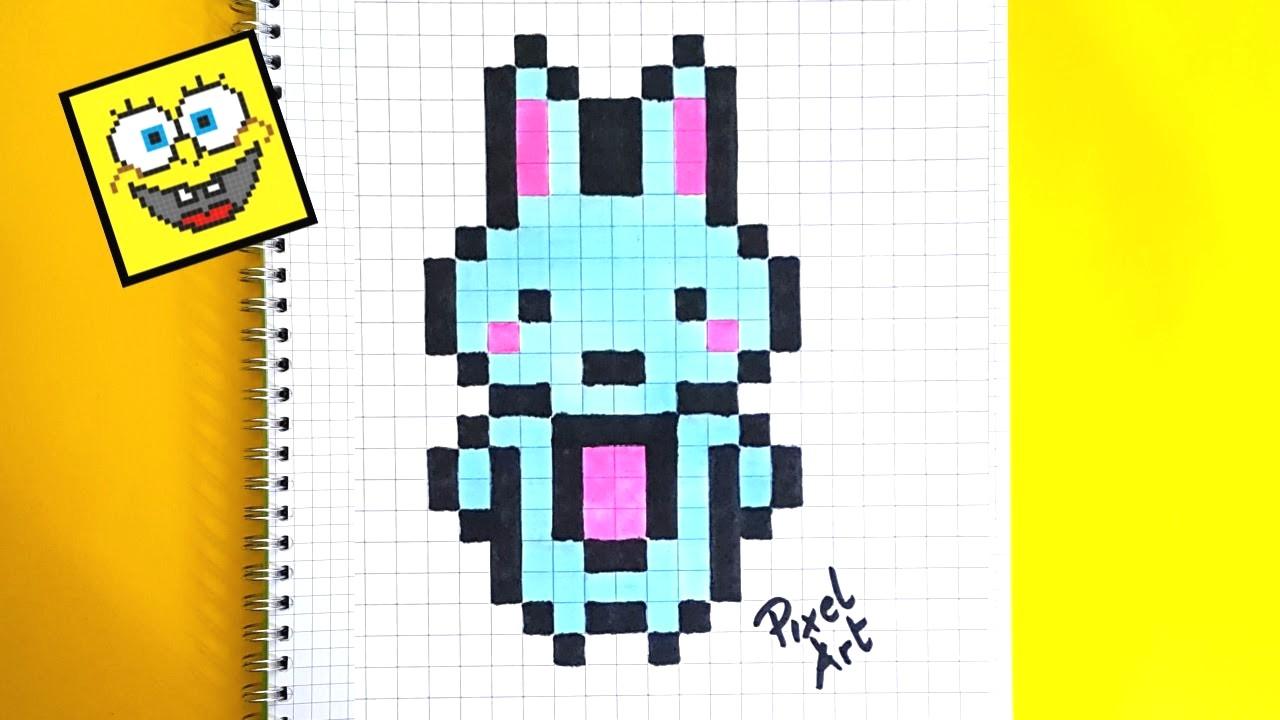 Pixel Art Licorne Facile Et Rapide – Gamboahinestrosa dedans Pixel Art Facile Fille