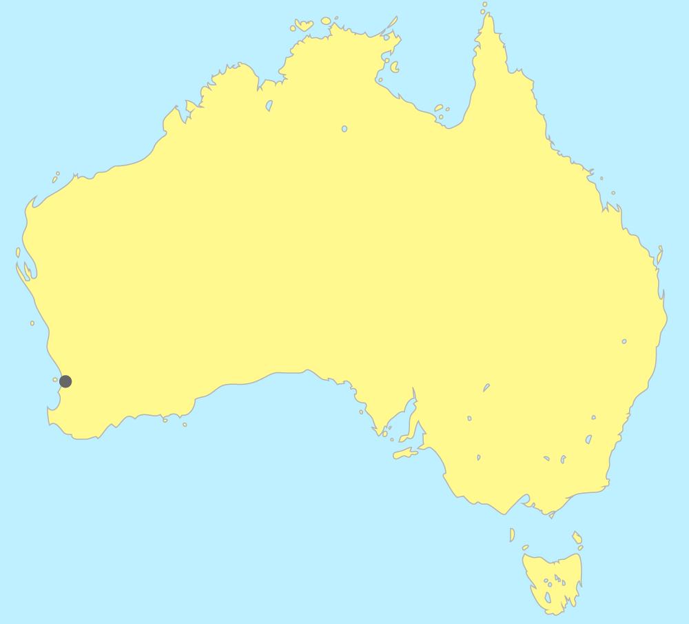 Placer Les Provinces Et Les Villes D'australie Sur Une Carte pour Placer Des Villes Sur Une Carte