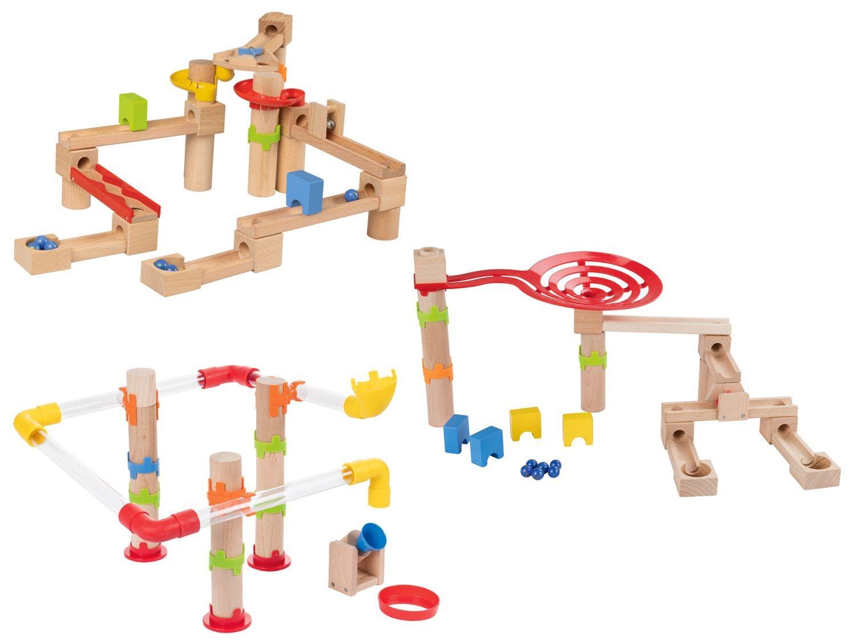 Playtive®Junior Circuit De Billes En Bois | Lidl encequiconcerne Jeux De Billes En Ligne