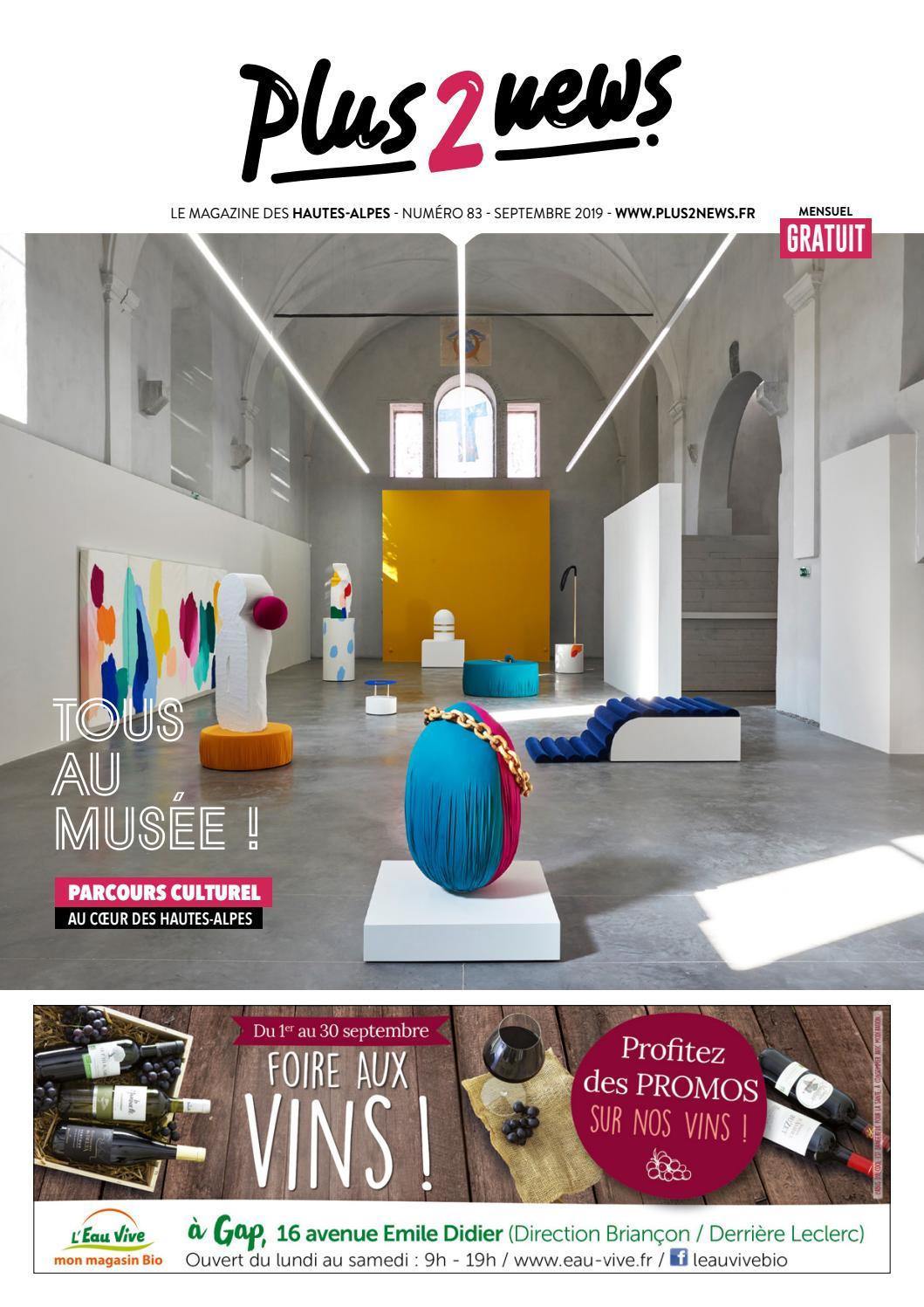Plus2News Hautes-Alpes N°83 Septembre 2019 By Plus2News tout Sudoku Gratuit En Ligne Facile