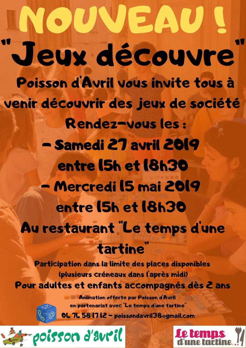 Poisson D'avril Vous Invite À Jouer | Blog Poisson D'avril 38 tout Jeux Du Poisson