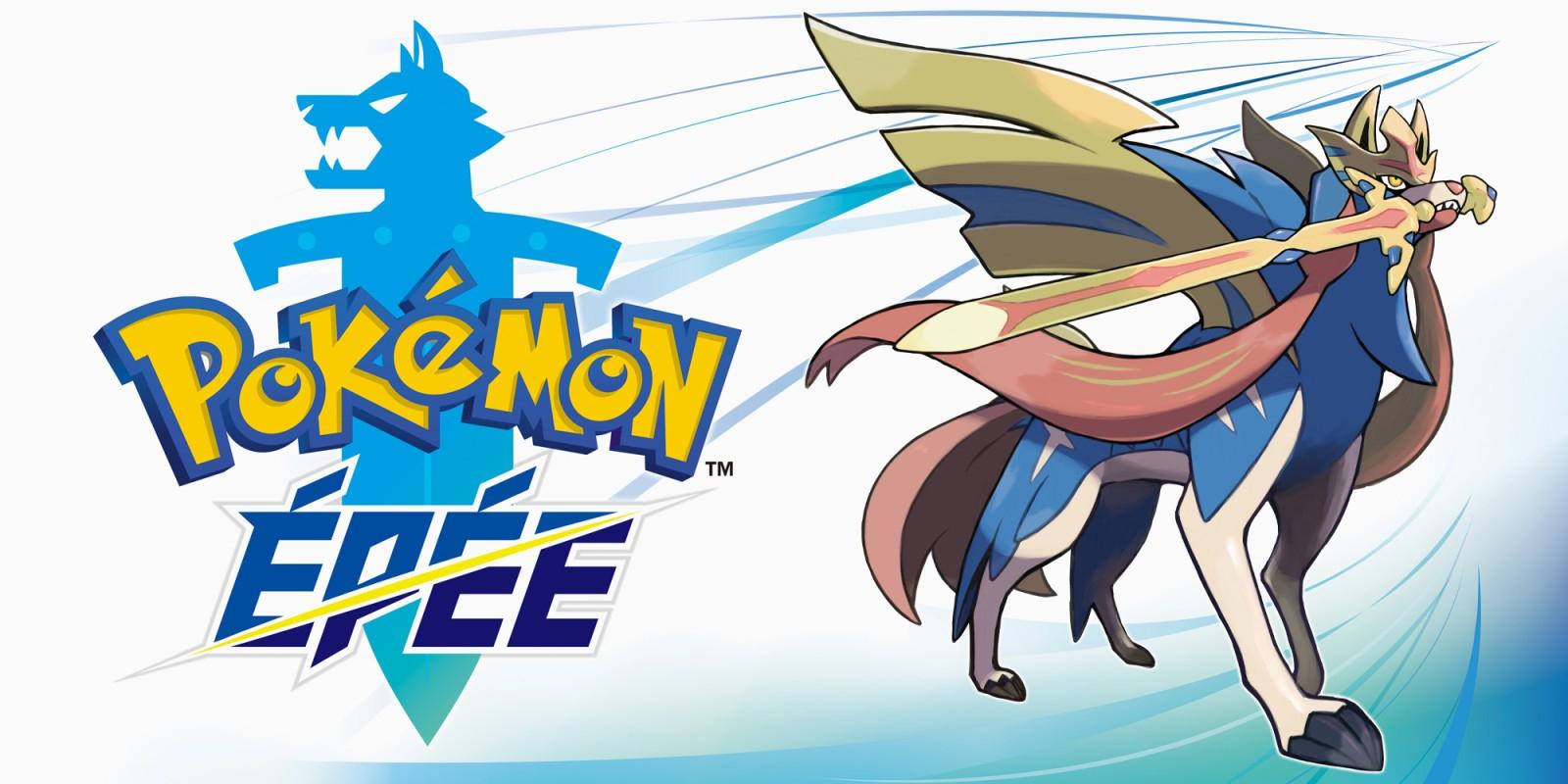 Pokémon Épée | Nintendo Switch | Jeux | Nintendo concernant Puissance 4 En Ligne Gratuit Contre Autre Joueur