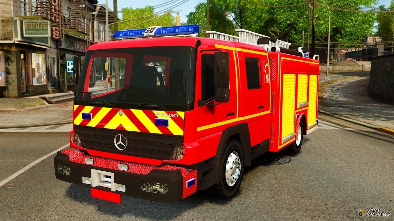 Pompiers Simulator 2013 Inter.speacial ! destiné Jeu De Pompier Gratuit