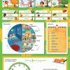 Poster-Ardoise - Les Jours, Les Mois, Les Saisons * Cahier D à Apprendre Les Saisons En Maternelle