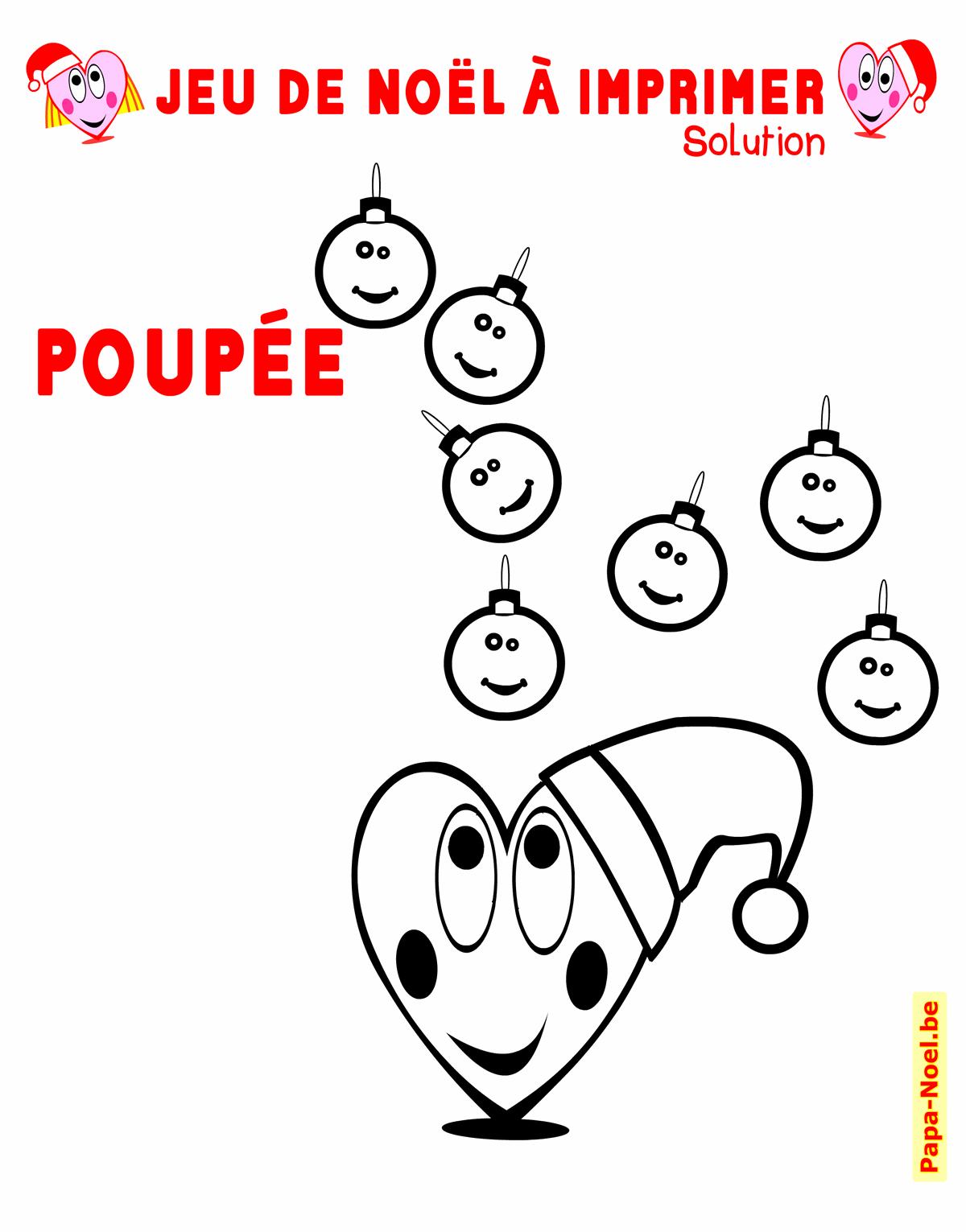 Pour Enfants 2017: Jeux À Imprimer De Noël. Gratuit. Jeu Et serapportantà Jeux De Solution Gratuit