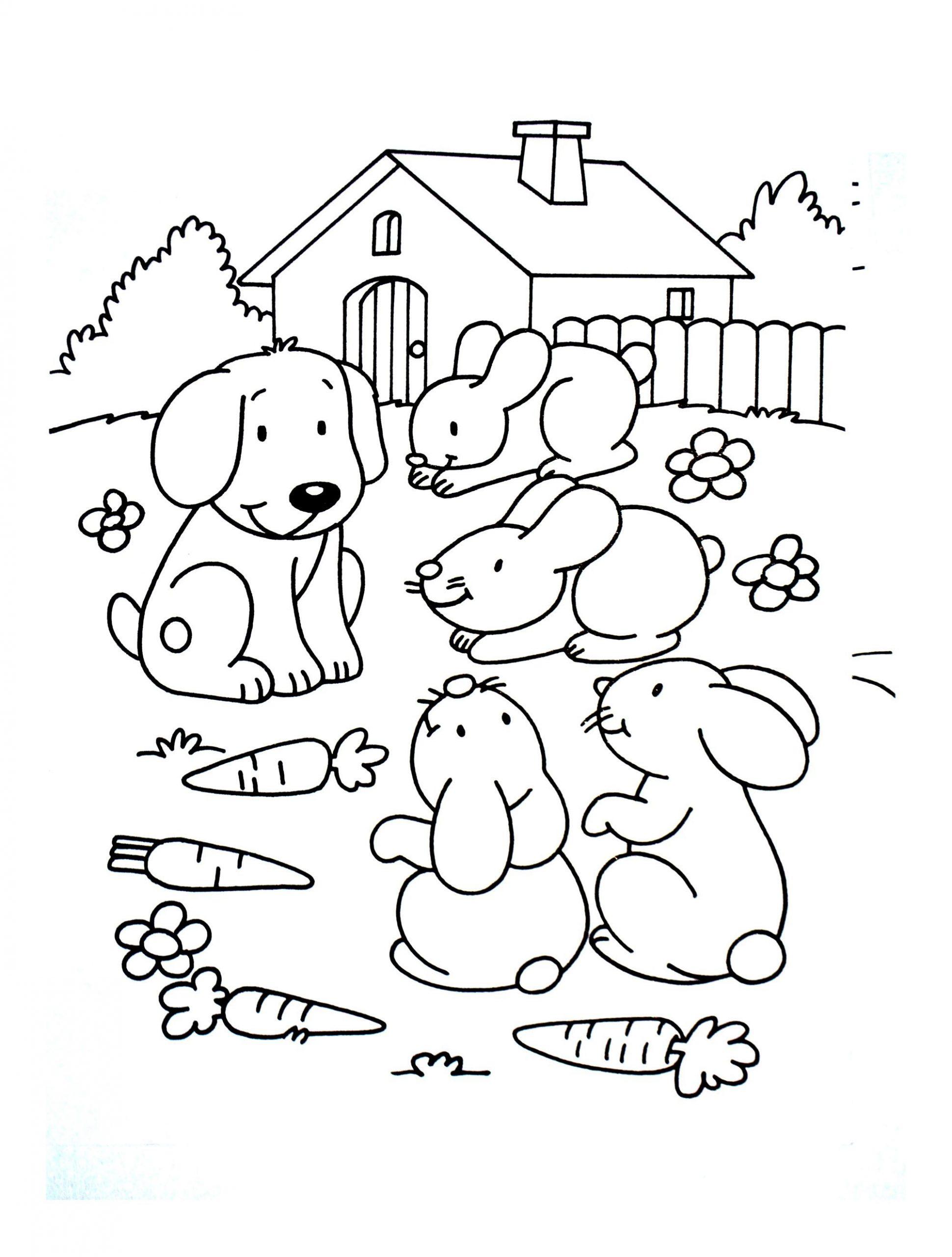 Pour Imprimer Ce Coloriage Gratuit «Coloriage-A-Imprimer dedans Animaux De La Ferme A Imprimer