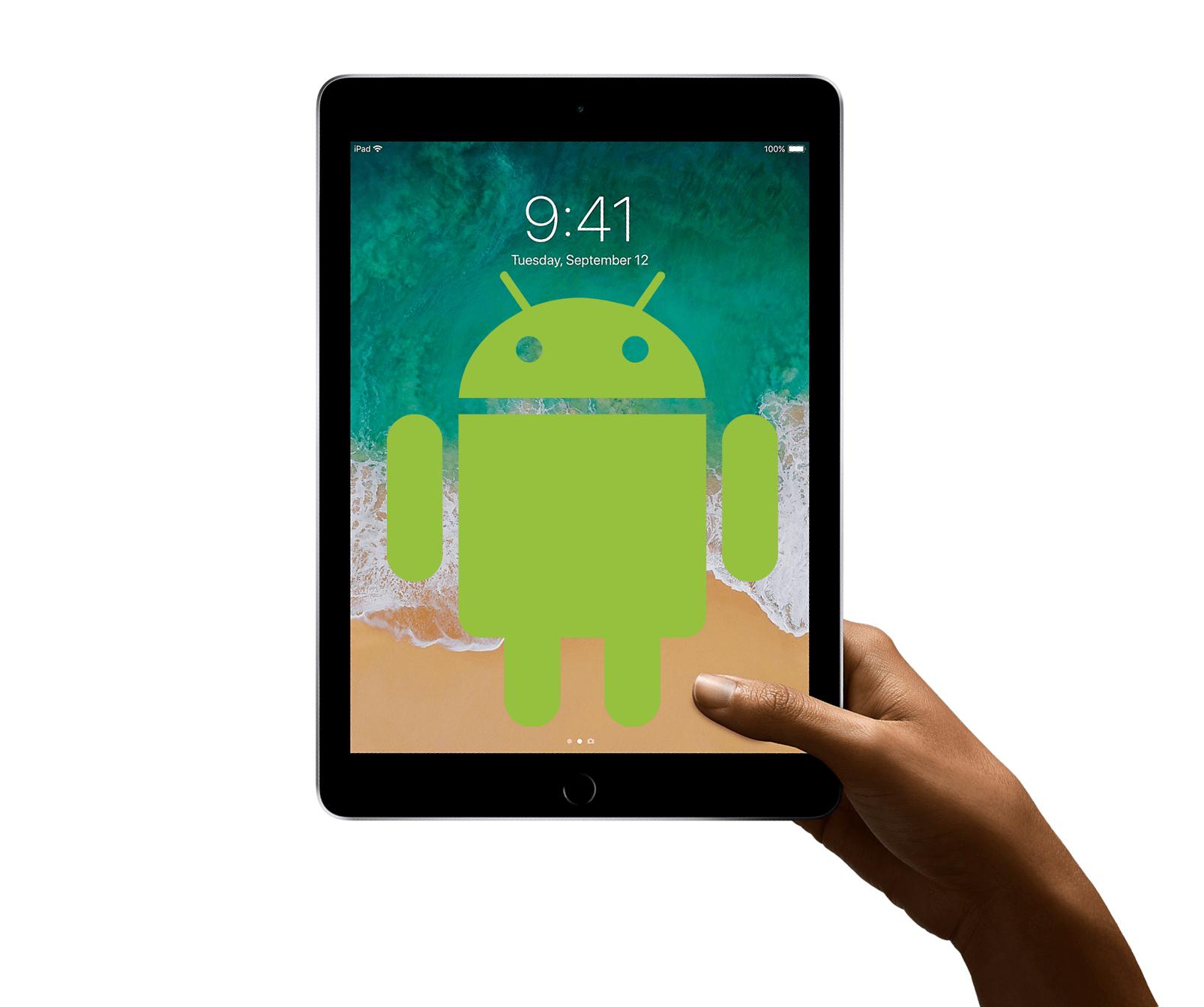 Pourquoi J'ai Acheté Un Ipad Plutôt Qu'une Tablette Android pour Tablette Jeux 4 Ans