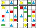 Pracovní Listy - Matematické Představy 5 - 7 Let dedans Sudoku Grande Section