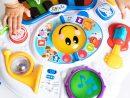 Premier Jouet Pour Bébé : La Table D'eveil Pour Découvrir Un intérieur Bebe 6 Mois Eveil
